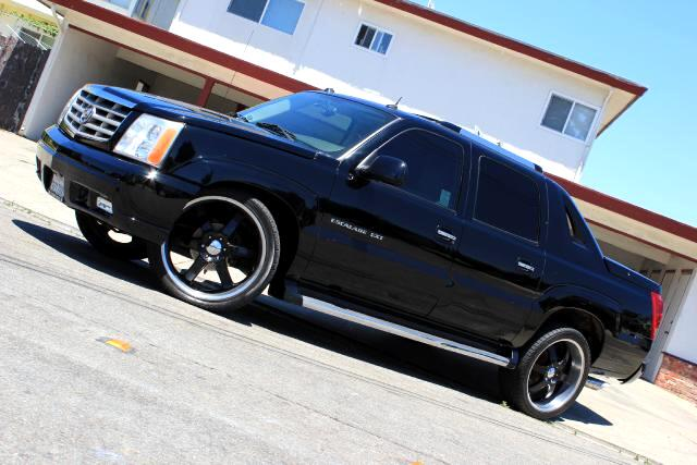 2005 Cadillac Escalade EXT LK  Platinum Motors Proud To Present 2005 Cadillac Escalade EXT