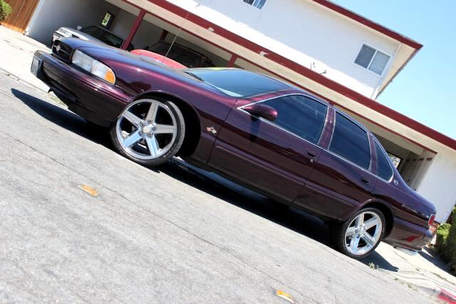 1996 Chevrolet Impala SS Visit Platinum Motors online at wwwplatinummotorsonlinecom to see more pi