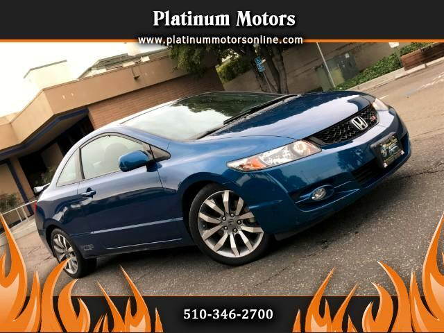 2009 Honda Civic Si 1 CA Owner Only 41K Miles Hurry Will Not Last