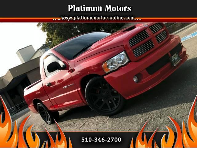 2004 Dodge Ram 1500 SRT-10 59K 6Spd Viper Power Must SEE Call Or Text