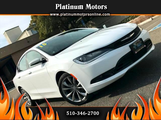 2015 Chrysler 200 S 29K Miles Like New EZ Finance Call Or Text Today