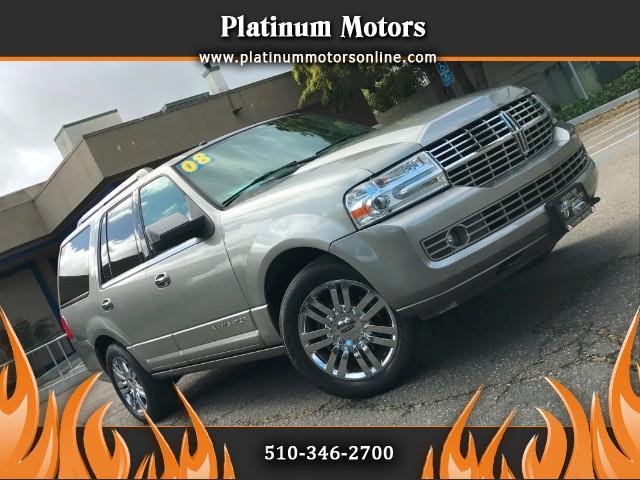 2008 Lincoln Navigator Elite PKG