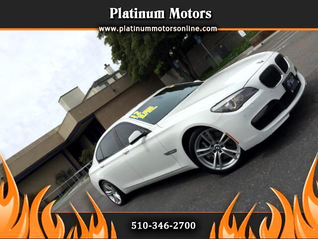2012 BMW 750Li M-Sport PKG Fully Loaded Must SEE We Finance Call