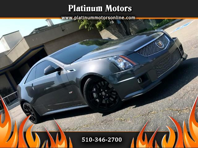 2012 Cadillac CTS LK  Just Arrived  2012 Cadillac CTS-V Sports Coupe  WOW  What A Car  Only
