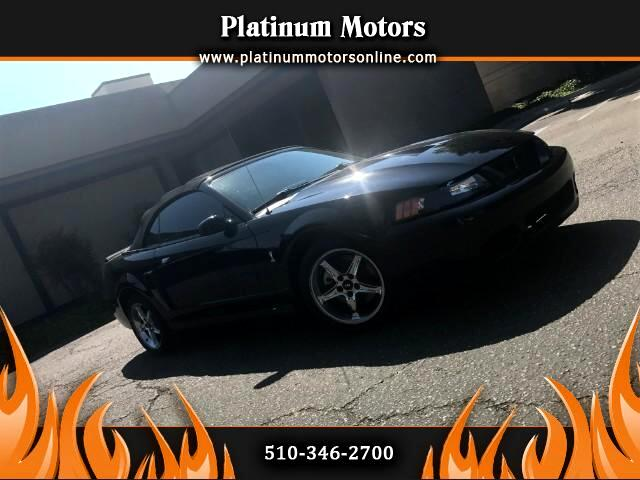 2003 Ford Mustang SVT Cobra Only 49K Miles We Finance Hard To Find C