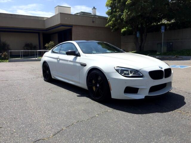 2016 BMW M6 Only 800 Miles COMPETITION EDITION MSRP $167K
