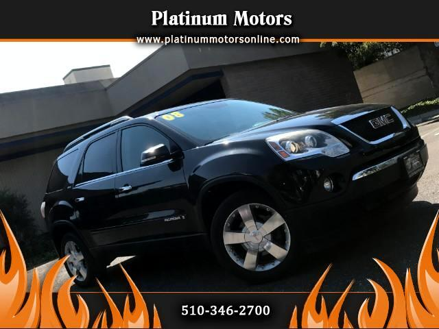 2008 GMC Acadia LOOK  Just Arrived  2008 GMC Acadia - WOW --What A SUV - Navigation System