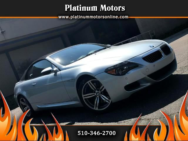 2007 BMW M6 Only 45K Miles Like New We Finance Call Or Text No