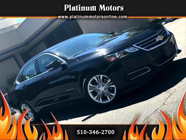 2015 Chevrolet Impala LT Loaded We Finance No Hassle Call Or Text Now