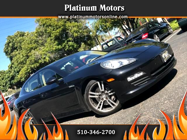 2011 Porsche Panamera Sport PKG Navi Loaded We Finance Call Or Text Now