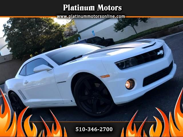 2010 Chevrolet Camaro 2SS Only 59K Miles 6Spd Manual We Finance Call Or