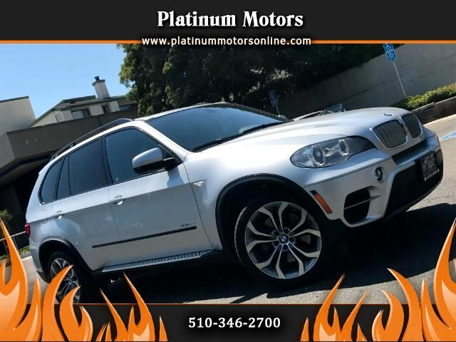 2012 BMW X5 xDrive50i We Finance Fully Loaded M-Sport PKG We F