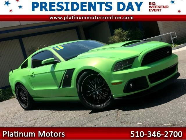 2013 Ford Mustang Roush Stg3 S/C 6Spd Like New We Finance Call Or Te