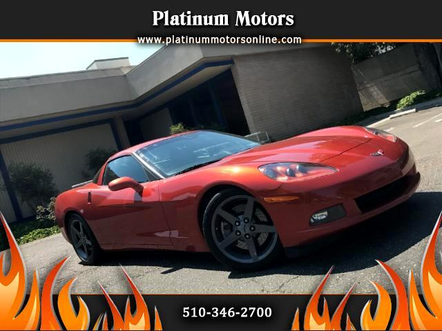 2006 Chevrolet Corvette 1 CA Owner Navi Loaded We Finance Must SEE