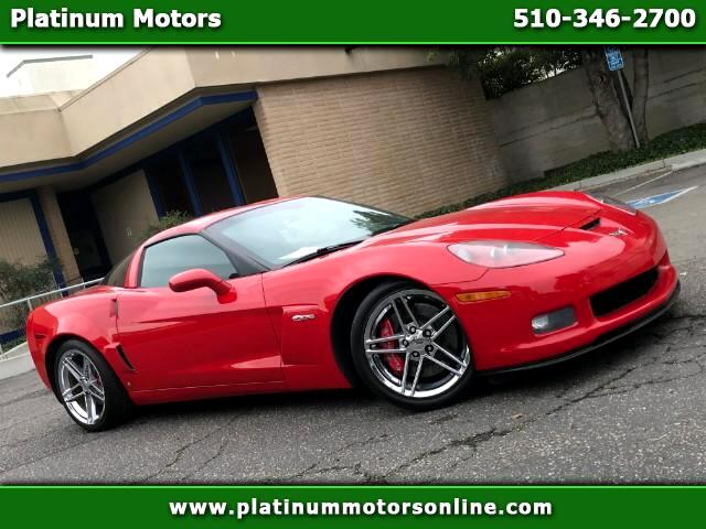 2007 Chevrolet Corvette Z06 6Spd Navi Best Buy We Finance Call Or Text Now