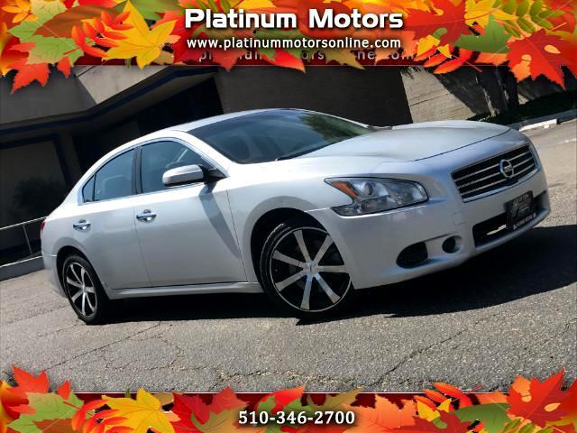 2010 Nissan Maxima Visit Platinum Motors online at wwwplatinummotorsonlinecom to see more picture