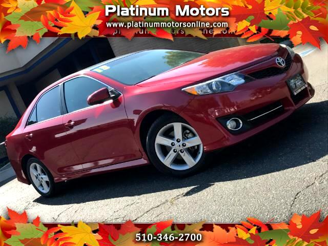 2013 Toyota Camry LK  Just Arrived  2013 Toyota Camry SE  WOW  What A Car  1 CA Owner  Load