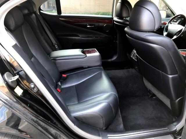 2007 Lexus LS 460 L Luxury Sedan 1 CA Owner Like New Loaded Call Or