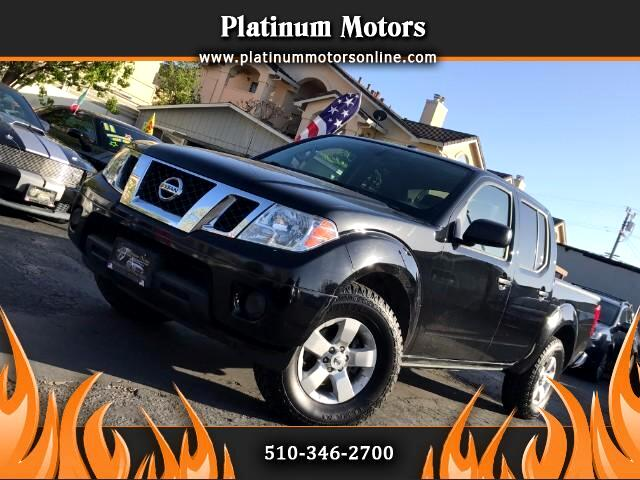 2012 Nissan Frontier SV Crew Cab 1 Owner Drives Great We Finance