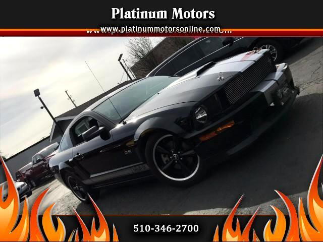 2007 Ford Mustang LOOK  Just Arrived  2007 Ford Mustang SHELBY  WOW  What A Car  One CA Owner