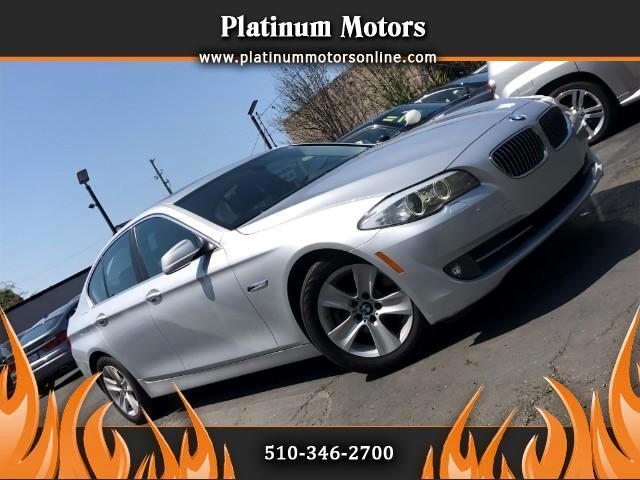 2011 BMW 5-Series LK  Just Arrived  2011 BMW 528i Sports Sedan  WOW  What A Car Like New  D