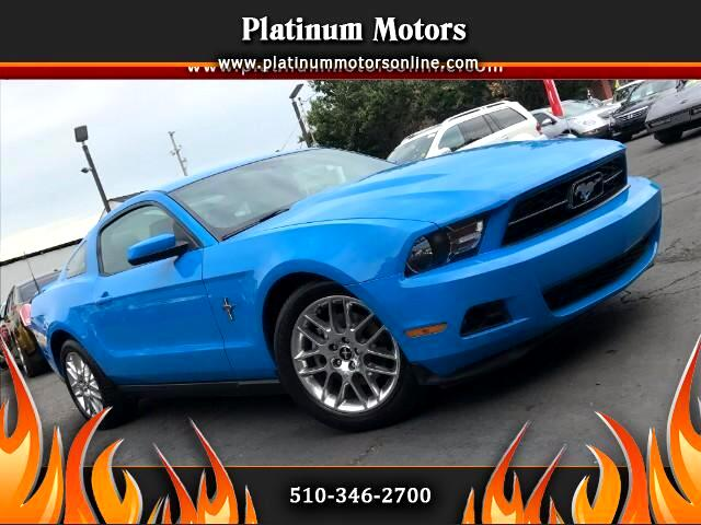 2012 Ford Mustang LK  2012 Ford Mustang V6 Premium Coupe  WOW  What A Car  One Owner  Like N
