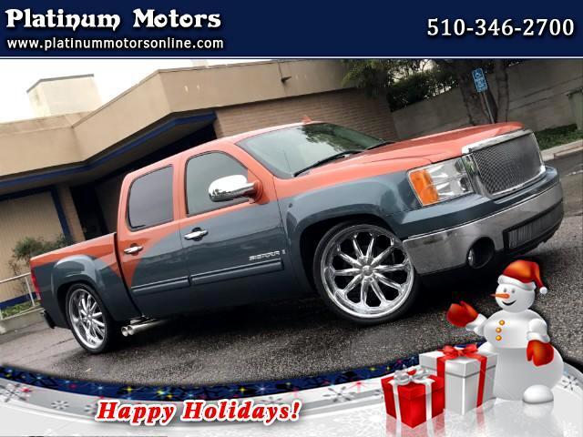 2007 GMC Sierra 1500 SLE Crew Cab Custom Truck Only 51K Miles Must SEE