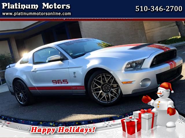 2011 Ford Shelby GT500 LK  Just Arrived  2011 Ford Mustang GT500 Carol Shelby SVT  WOW  What