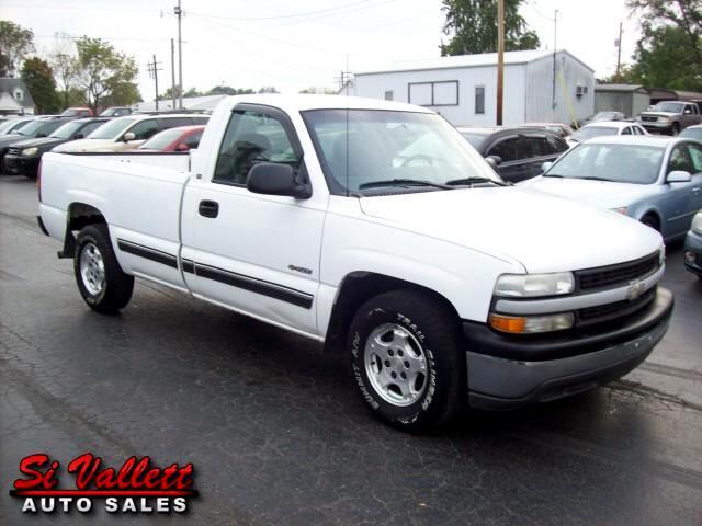 2000 Chevrolet Silverado 1500 Reg. Cab Long Bed 2WD