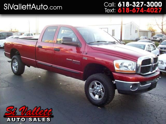 2006 Dodge Ram 2500 SLT Crew Cab Long Bed 4X4