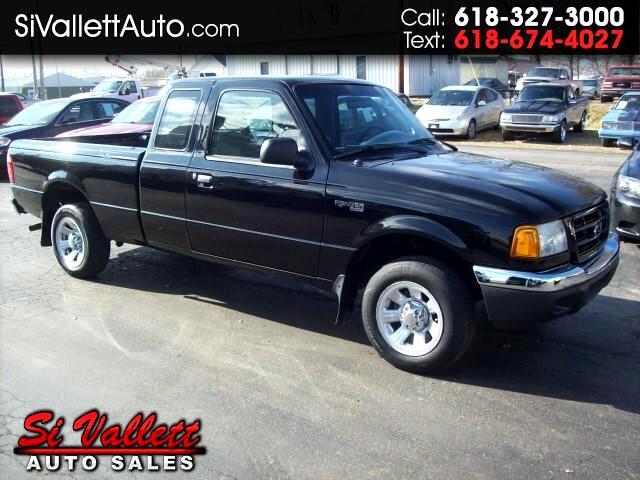 2002 Ford Ranger XLT Ex Cab Shortbed 2WD