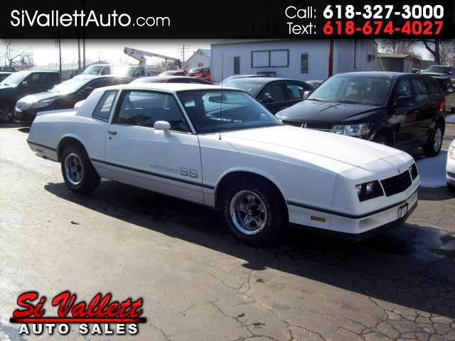 1984 Chevrolet Monte Carlo Base