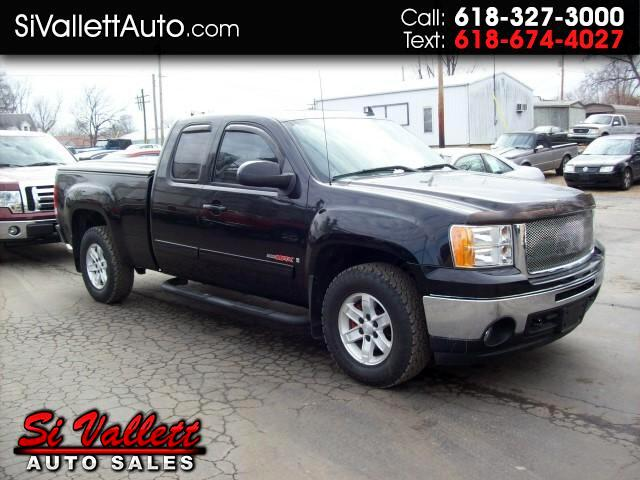 2008 GMC Sierra 1500 SLT Ext. Cab Short Box 2WD