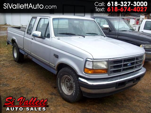 1996 Ford F-150 XLT ExCab Shortbed