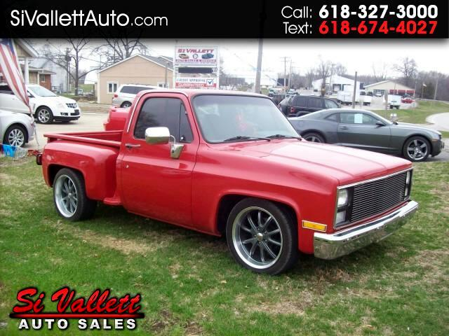 1985 Chevrolet C/K 10 Regular Cab 2WD