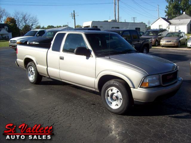 2001 GMC Sonoma Ext. Cab 2WD