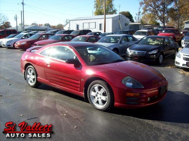 2001 Mitsubishi Eclipse GT