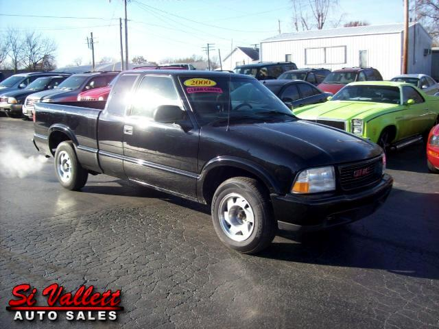 2000 GMC Sonoma SLS Ext. Cab Short Bed 2WD