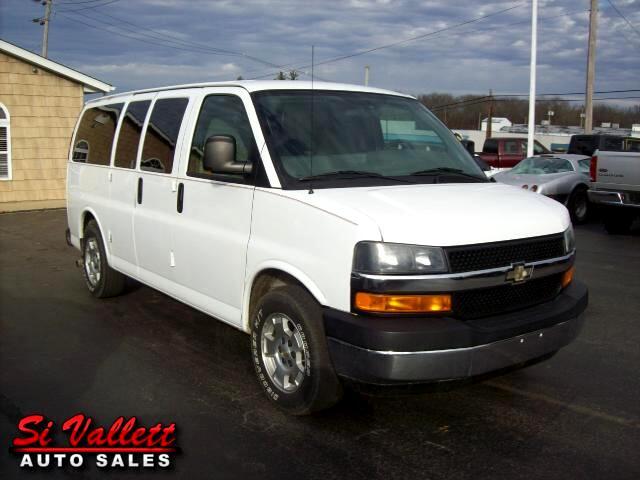 2009 Chevrolet Express LT 1500
