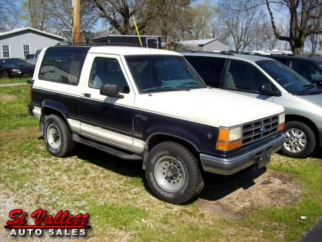 1990 Ford Bronco II 4WD