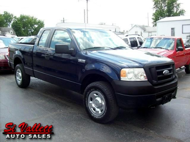 2006 Ford F-150 XL SuperCab 4WD