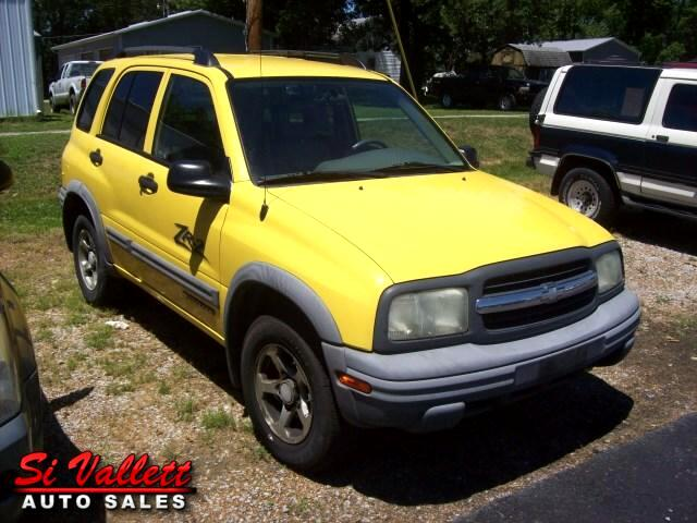 2004 Chevrolet Tracker ZR2 4WD