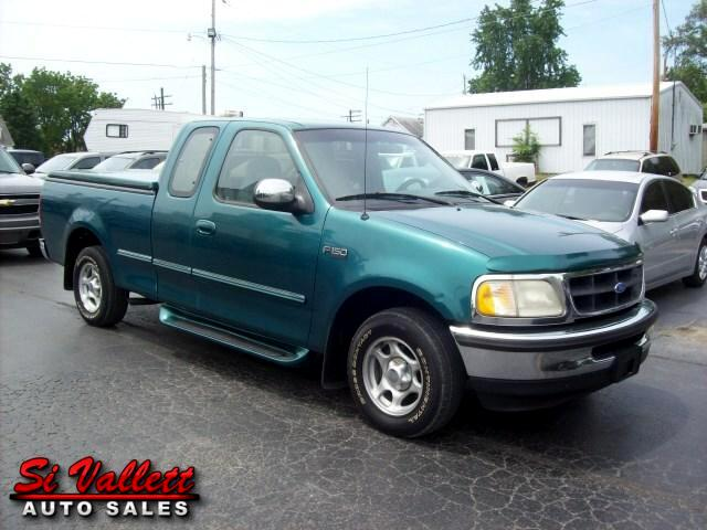 1997 Ford F-150 XLT EXT CAB 4X2
