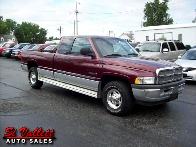 2001 Dodge Ram 2500 SLT Excab Long Bed 4x2