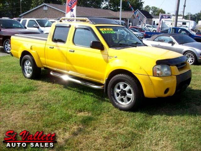 2003 Nissan Frontier SVE-V6 Crew Cab Long Bed 4WD