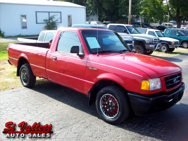 2002 Ford Ranger XLT Long Bed 2WD
