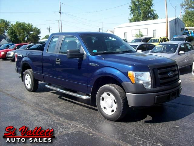 2009 Ford F-150 XL Excab 4X4