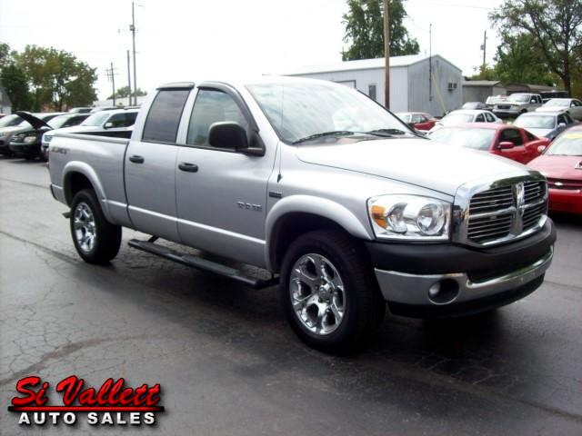 2008 Dodge Ram 1500 SXT Crew Cab Short Bed 4X4