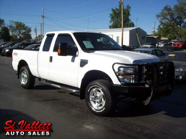 2010 Ford F-250 SD XLT Ex Cab Shortbed 4X4