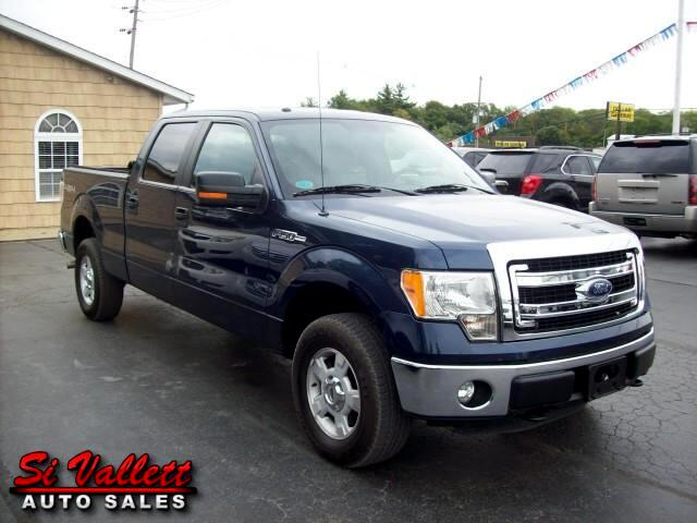 2013 Ford F-150 XLT Crew Cab shortbed 4X4